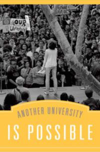 Another University Is Possible book cover